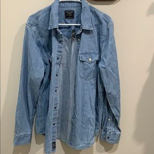 Abercrombie & Fitch denim shirt